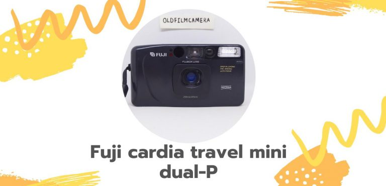 Fuji cardia travel mini dual – P