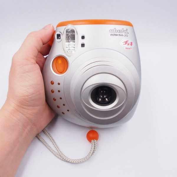 Fujifilm cheki instax mini 20