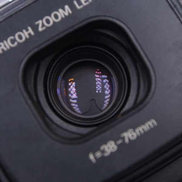 Ricoh rz-750 date
